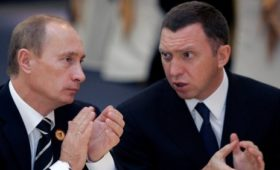 Russian sues US over sanctions on companies