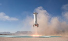 2018 may (almost) be the year for commercial human suborbital spaceflight