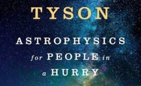 Review: Astrophysics for People in a Hurry