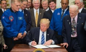 At last, a National Space Council. Now what?