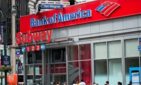 Bank of America's profit rises 6% on growing loan book