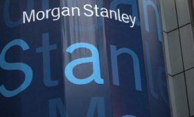 Morgan Stanley's quarterly profit falls 9%