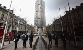 UK economy up as factories get Brexit stockpiling boost