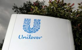 Unilever's first-quarter sales top expectations
