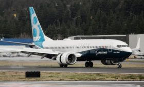 Boeing abandons 2019 outlook after 737 MAX groundings