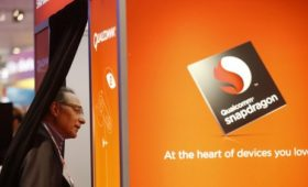 Qualcomm stock jumps on surprise settlement with Appple