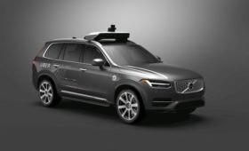 Uber's €1bn deal for development of self-driving cars