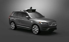Uber's €1bn deal for development of self-driving cars