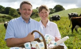 The Cork couple that's cream of the crop