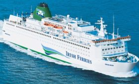 ICG to sell its Oscar Wilde ferry for €28.9m