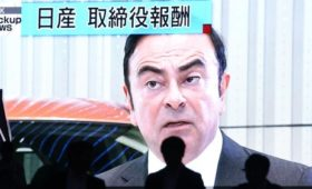 Ghosn's lawyers ask his trial be separate from Kelly's