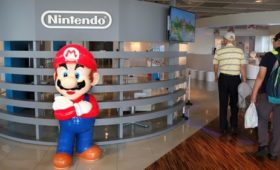 Nintendo's full-year profit up 40% on strong game sales