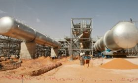 Saudi Aramco 'made $224 billion profit' last year