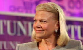 IBM quarterly revenue misses on weak computer business