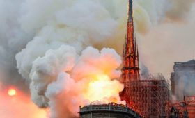 Notre-Dame philanthropy will enhance firms' reputations