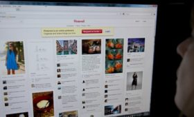 Shares in Pinterest soared 28% in stock market debut