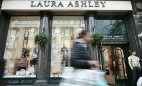 Fashion retailer Laura Ashley warns on results