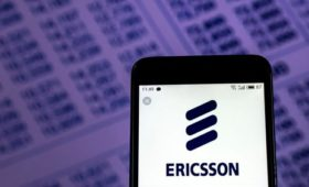 Ericsson profit tops forecast for 5th quarter in a row