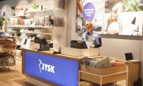 Danish firm JYSK opens first homeware store in Naas