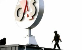 G4S's first-quarter revenue rises, review on track