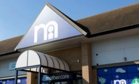 Mothercare UK's sales slide slows in fourth quarter