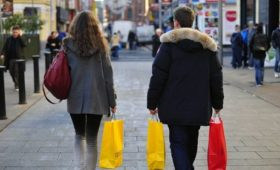 UK retail sales surge despite Brexit uncertainty