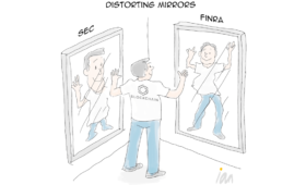 Cartoon: Distorting Mirrors | Bitcoin Magazine