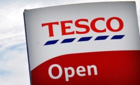 Tesco reports near 29% rise in annual pre-tax profits