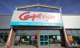 Carpetright sees sales improvement despite retail gloom