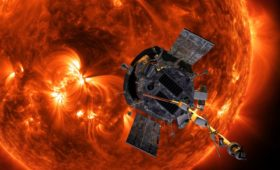 Parker Solar Probe Makes Second Fiery Close Approach to the Sun Today