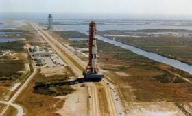 'To Finish the Paint Job': Remembering Pad 39B, 50 Years After First Rollout