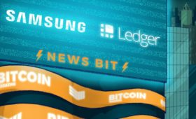 Samsung Invests $2.9 Million in Crypto Wallet Manufacturer Ledger | Bitcoin Magazine