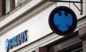 Barclays' first quarter profit falls by 10%