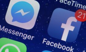 Facebook uploaded email contacts of 1.5 million users