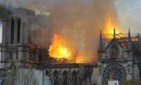 Arnault, LVMH & Kering to donate funds for Notre-Dame
