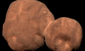 First Flyby Science Results of 2014 MU69 Published by New Horizons Team
