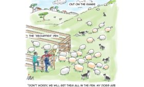 Cartoon: Driving Sheep | Bitcoin Magazine