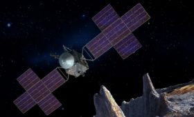 NASA's Psyche Mission to Metal Asteroid Enters Final Design Phase