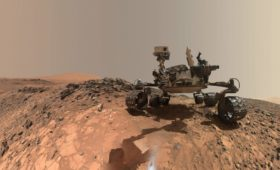 Curiosity Detects Large Methane Burst on Mars, NASA Orders Follow-Up Testing