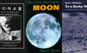 Fifty books about the Moon (which aren't about Apollo)