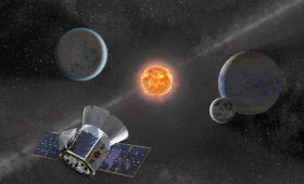 NASA's TESS Mission Wraps Up First Year of Exoplanet Hunting
