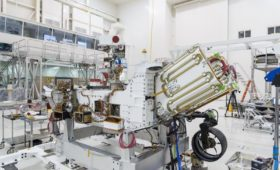 Mars 2020 Rover Powers Up for Launch Next Year