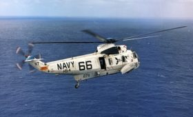 The big white bird: the flights of Helo 66