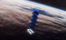 Déjà vu or sea change? Comparing two generations of large satellite constellation proposals