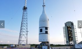 NASA Set to Launch In-Flight Abort Test of Orion Crew Capsule Tuesday Morning