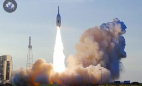 NASA Launches Orion Crew Capsule on Milestone In-Flight Abort Test