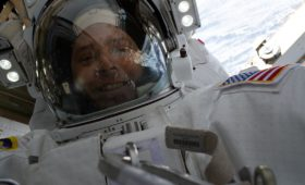 Spacewalkers, Robotics Complete IDA-3 Installation; ISS Ready for Commercial Crew