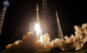 ULA Lofts AEHF-5 Military Sentinel to Orbit as Rocket Production Ramps Up to 'Record Setting Pace'