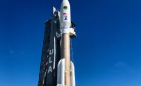 ULA Primed for 80th Atlas V Launch with USAF 'AEHF-5' Satellite Thursday Morning