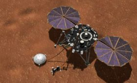 NASA's InSight Lander on Mars Discovers Odd Magnetic Pulses and… Water?